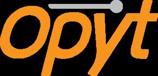 Opyt - Logo